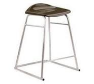 Titan Ultimate Classroom Stool in Black