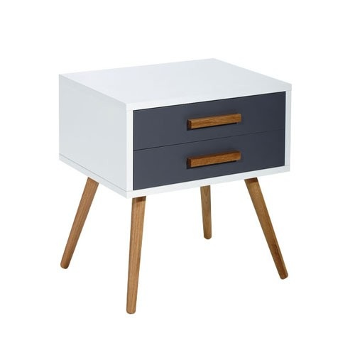 Designer Coffee Storage table with 2 drawers under