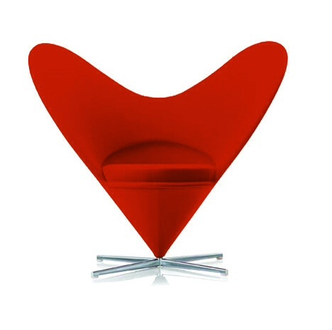 Bloom Breakout Chair Red