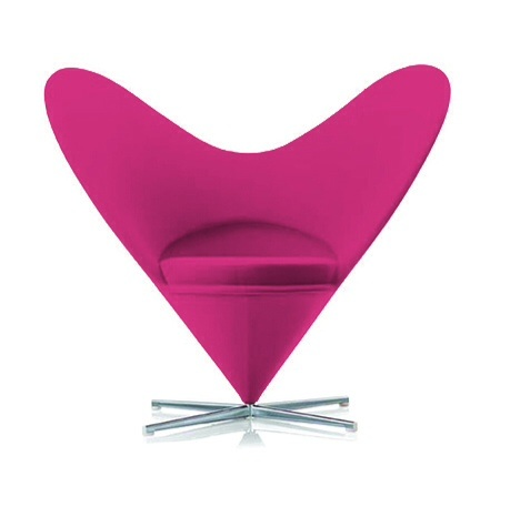 Bloom Breakout Chair Fuschia