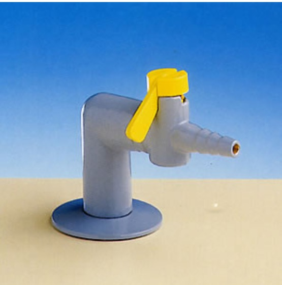 Drop Lever Gas Tap One Way Single With Non Return Valve