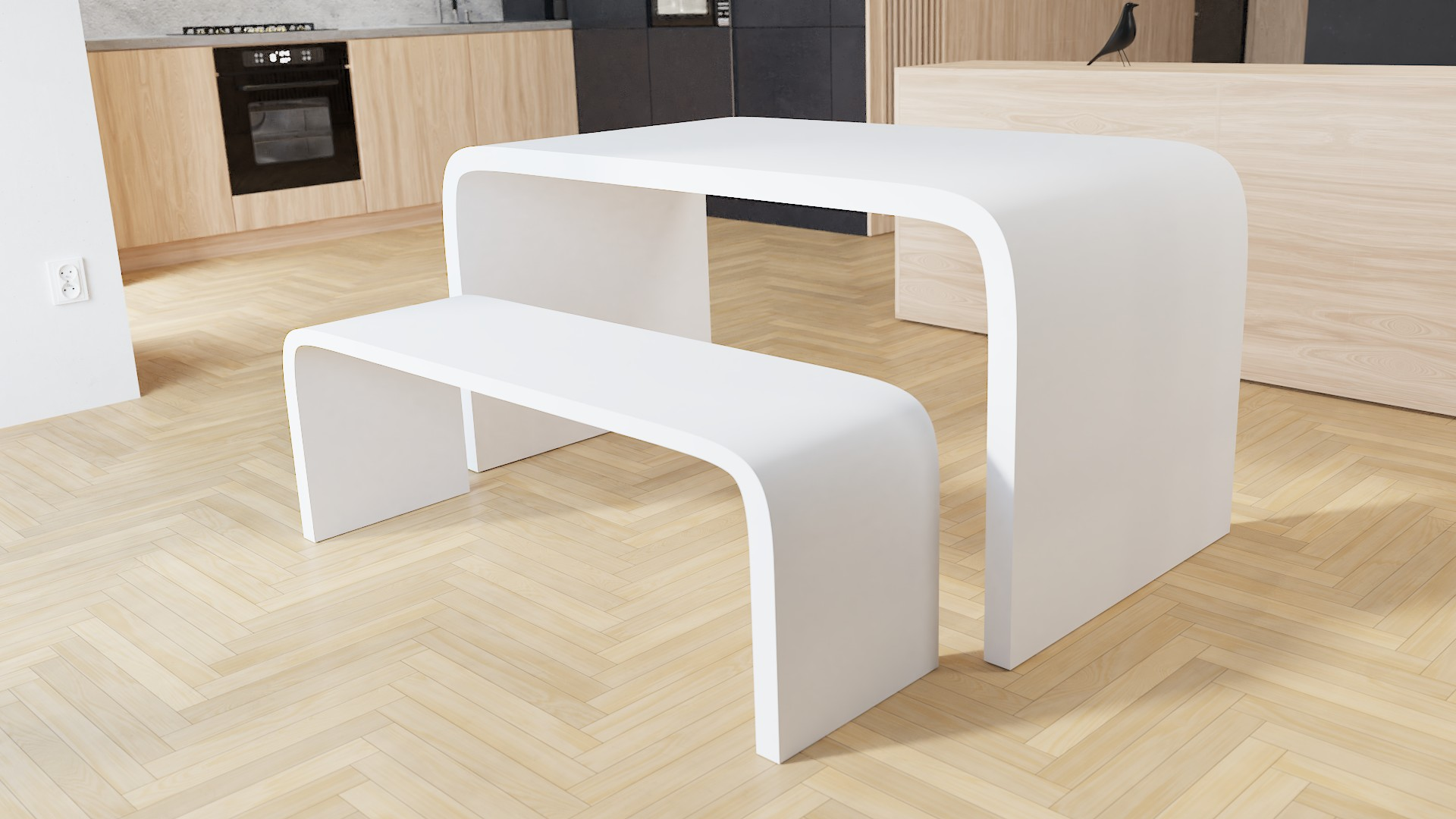 Anti Bacterial Desks  , Tables and Seating