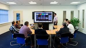 Audio Visual Interactive Information Technology