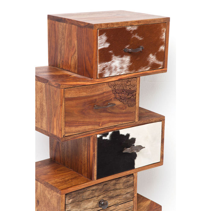 ... Designer cabinet 6 drawers one of a kind 1200 H X 500 w X 300 d Wood ...  sc 1 st  Specialist Furniture Contracts & Designer cabinet 6 drawers one of a kind 1200 H X 500 w X 300 d Wood ...