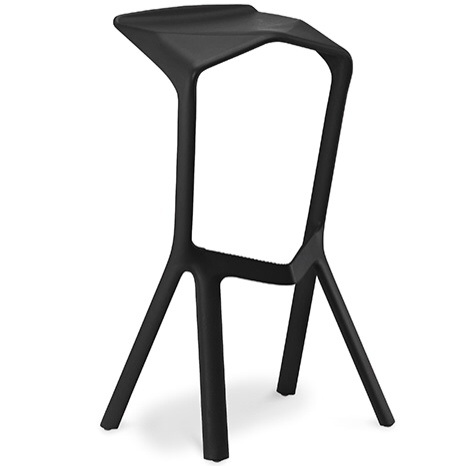 Wondrous Designer Stacking Stool Black Inzonedesignstudio Interior Chair Design Inzonedesignstudiocom