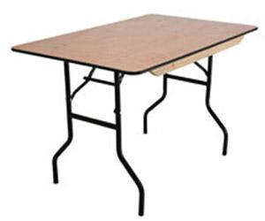 Indoor and Outdoor Folding Tables