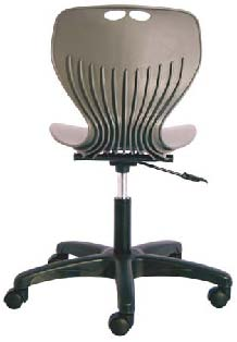 Mata Swivel Chair 560x560x450-570h various colours