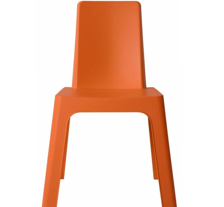 Kids Plastic Chair Indoor Outdoor High Quality Kids Chair Orange