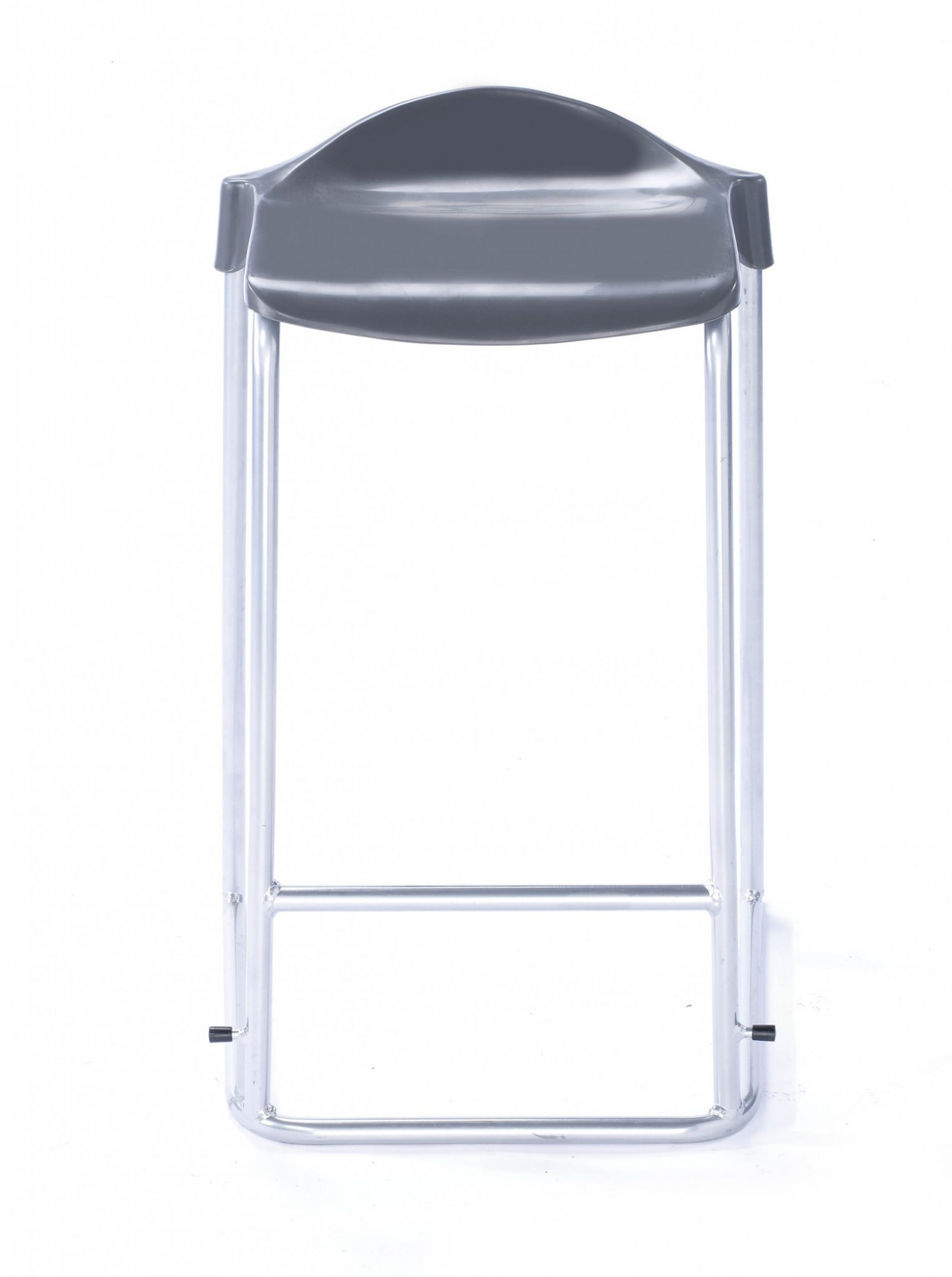 Titan Ultimate Classroom Stool in Charcoal