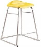 Titan high chair stool  Grey , Blue , Black , Charcoal ,Red ,Yellow , Burgundy